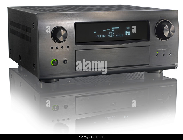Audio Receiver - Stock-Bilder