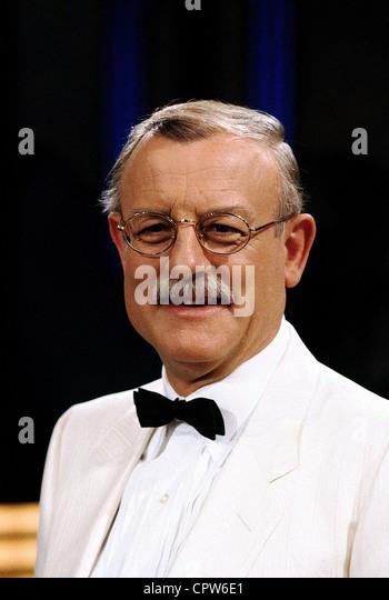 Whittaker, Roger, * 22.3.1936, British singer, portrait, 1990, - Stock Image