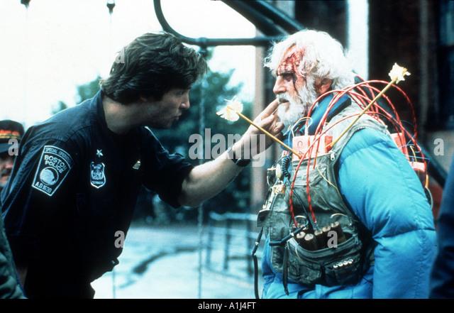 Blown Away Year 1994 Director Stephen Hopkins Jeff Bridges Lloyd Bridges - Stock Image