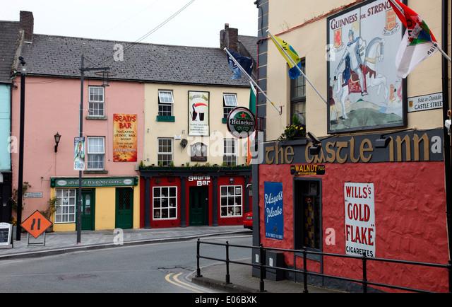 Seans Bar, the oldest pub in Ireland, Athlone, Co. West Meath - Stock-Bilder