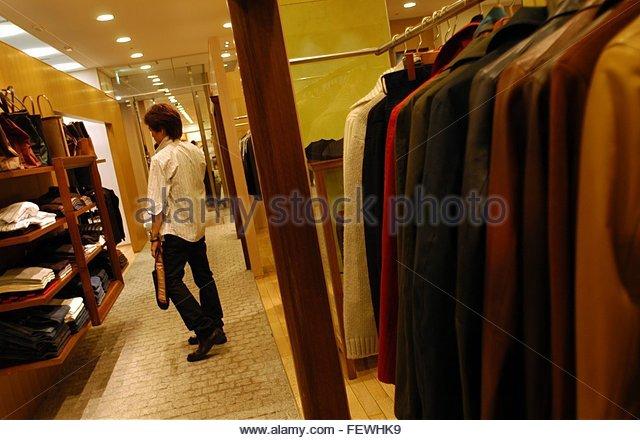 Tomorrow clothing store