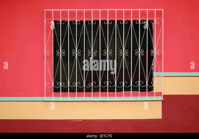 Iron Window Grill Stock Photos Amp Iron Window Grill Stock