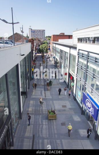 Altrincham Shopping Centre Car Park