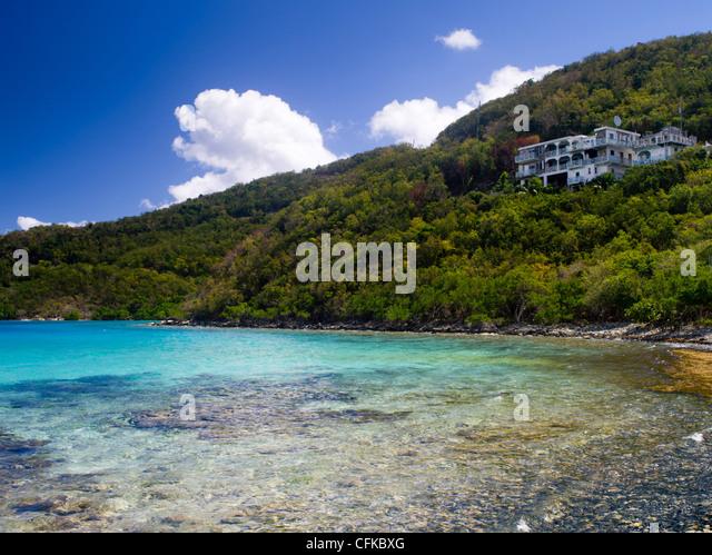 How Was St Johns Virgin Islands Made A National Park