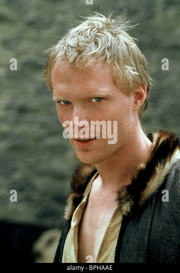 PAUL BETTANY A KNIGHT'S TALE (2001) - Stock Image