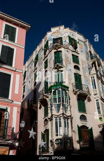 Palma de Mallorca, Spain - Stock-Bilder