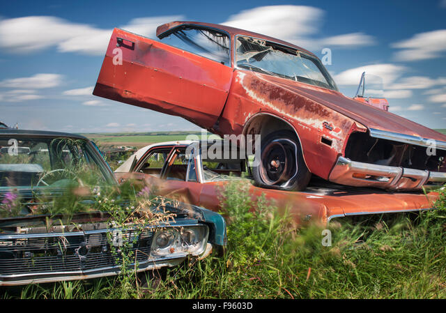 Auto Junkyard Stock Photos Amp Auto Junkyard Stock Images