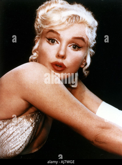 Marilyn Monroe in Some Like it Hot 1959  - Stock Image