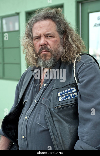 MARK BOONE JUNIOR SONS OF ANARCHY (2008) - Stock Image
