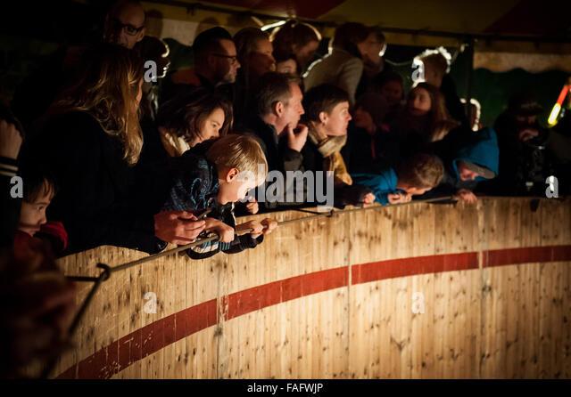Carnivale 2017 Den Haag Magie in het donker fotos