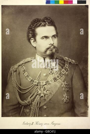 Briefe Von Ludwig Ii : Louis ii stock photos images alamy