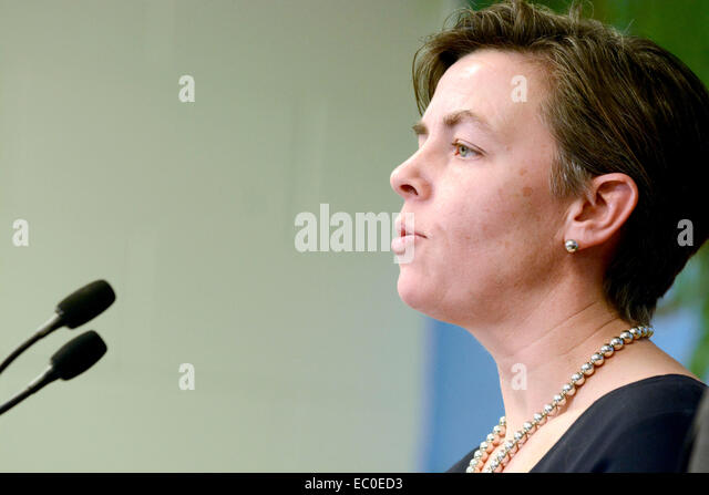 Kellie Leitch, Minister of Labour and Minister of Status of Women - Stock Image