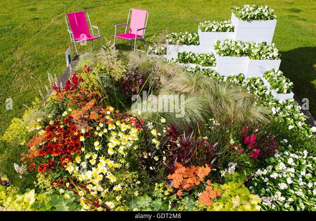 Garden designs stock photos garden designs stock images for Garden design knutsford