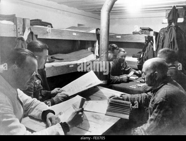 German Submarine World War TwoStock Photos and Images