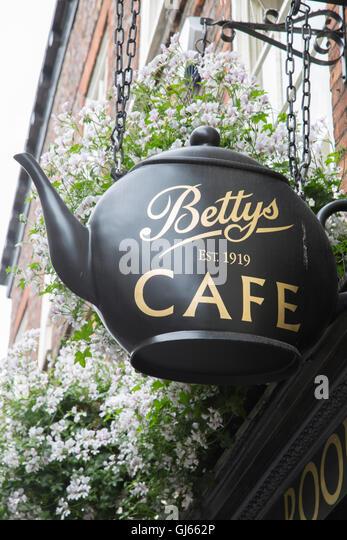 Betty Browns Tea Room