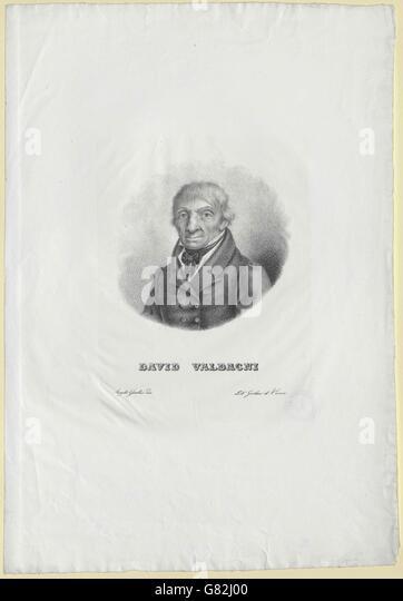 Valdagni, David - Stock Image