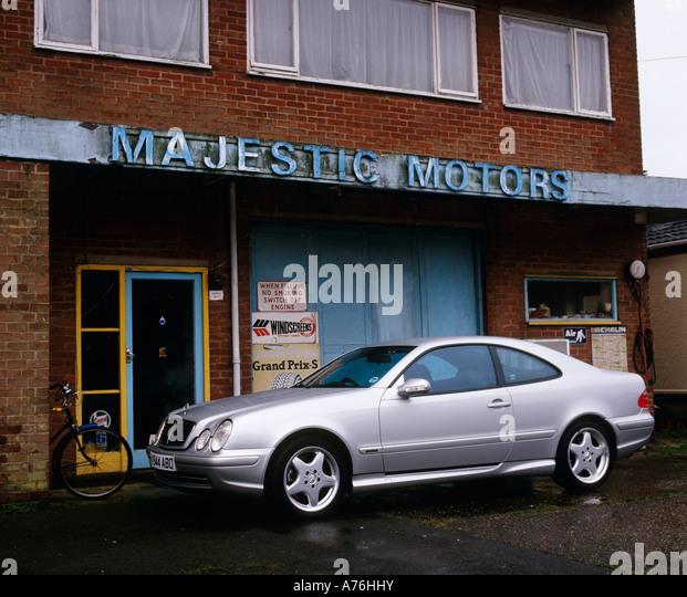 car mercedes clk 55 amg stock photos car mercedes clk 55 amg stock images alamy. Black Bedroom Furniture Sets. Home Design Ideas
