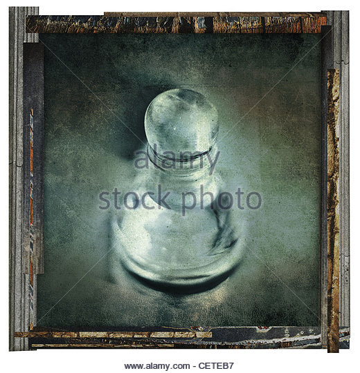 chess piece fine art photography - Stock Image