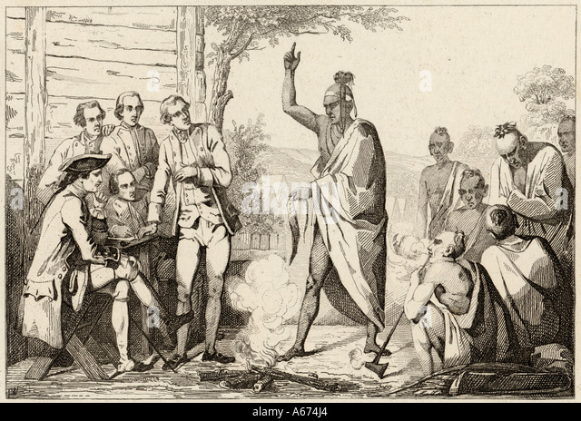 important leaders in french and indian The importance of history  the leaders of the  he was about to leave for france to ask the french king to finance his expedition when the queen of spain.