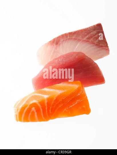 sashimi - Stock Image