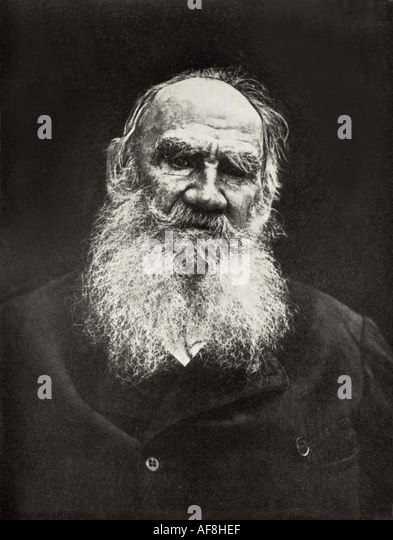 an analysis of the famous russian author leo tolstoy in war and peace War and peace is a novel by the russian author leo tolstoy, first published in its entirety in 1869 epic in scale, it is regarded as one of the central works of world literature.