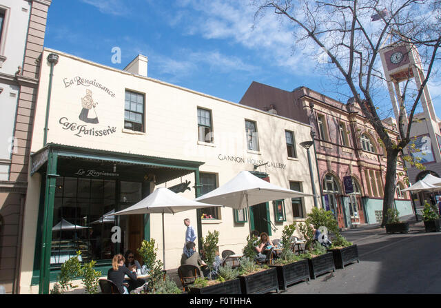 David Jones Sydney City Cafe