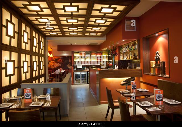 Indian Restaurant Interior Stock Photos Indian Restaurant Interior