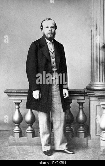 Russian writer dostoevsky