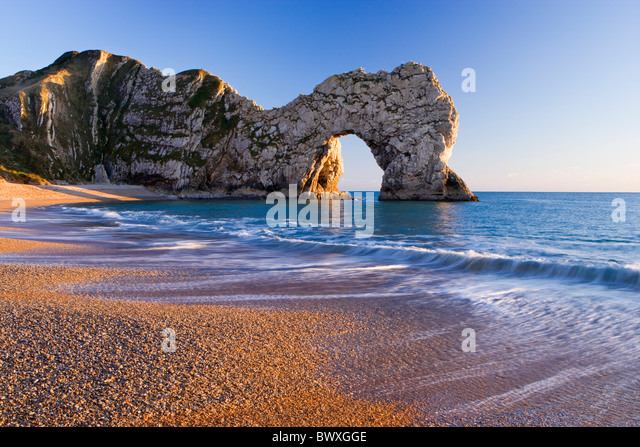 Durdle Door, Dorset, UK - Stock-Bilder