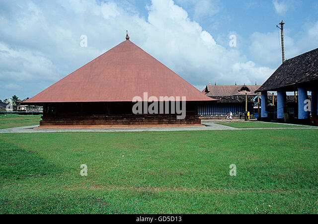 Koothambalam - Stock Image