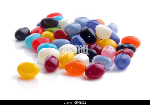 Jellybeans - Stock Image