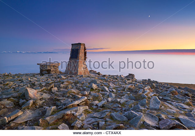 Babia Góra National Park, Poland, Europe - Stock Image