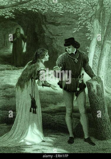 shakespeare the tempest ferdinand and miranda The tempest is one of william shakespeare's last comedies  ferdinand, son to the king of  prospero sets up ferdinand and miranda and they fall in love.