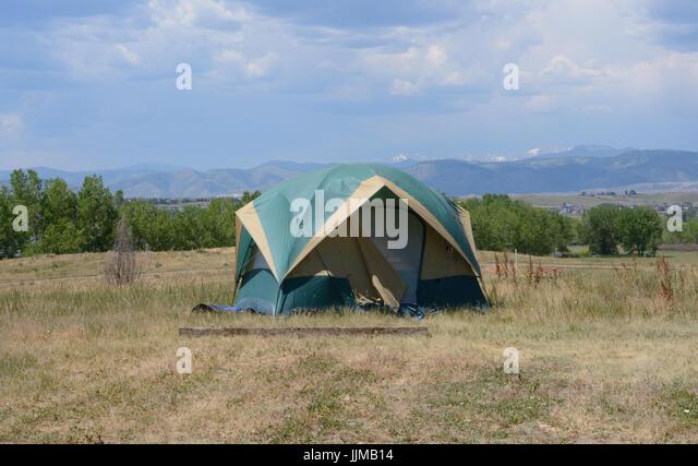 Camping lake in colorado mountains stock photos camping for Standley lake fishing