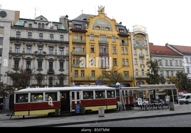 Europa hotel stock photos europa hotel stock images alamy for Hotel europa prague
