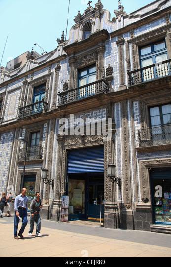 Sanborns department stock photos sanborns department for Sanborns azulejos mexico city