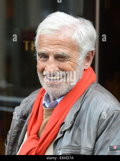 French actor stock photos french actor stock images alamy for Dujardin belmondo