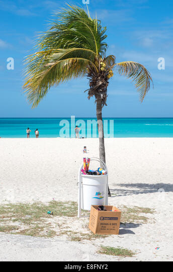 Trouble in Paradise - Stock Image