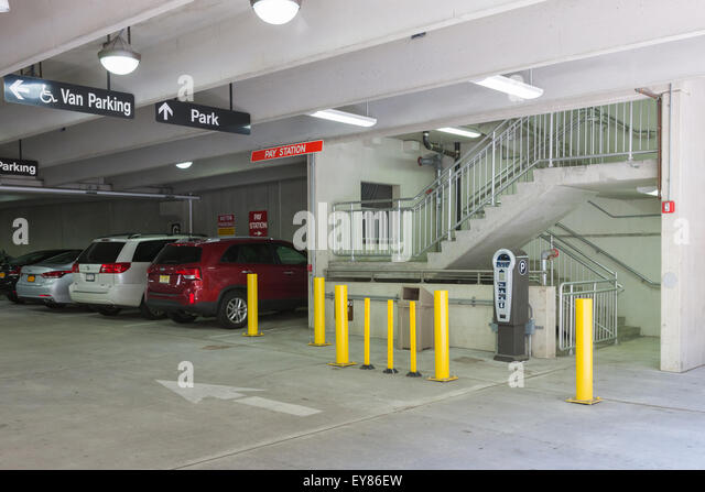 indoor parking garage stock photos indoor parking garage stock images alamy. Black Bedroom Furniture Sets. Home Design Ideas