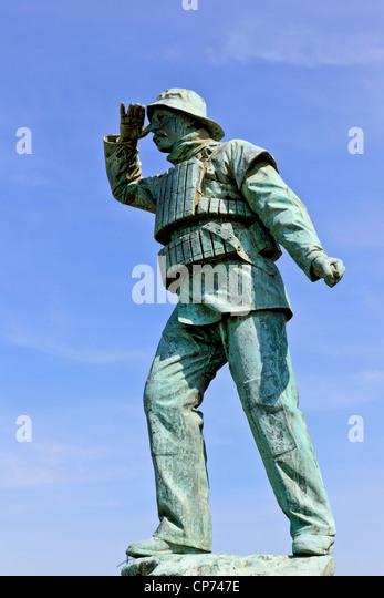 3864. Sailors Memorial, Margate, Kent, UK - Stock Image
