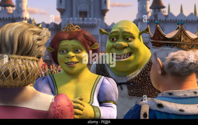Shrek release date in Perth