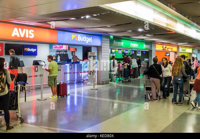 Avis Car Rental Lisbon Airport