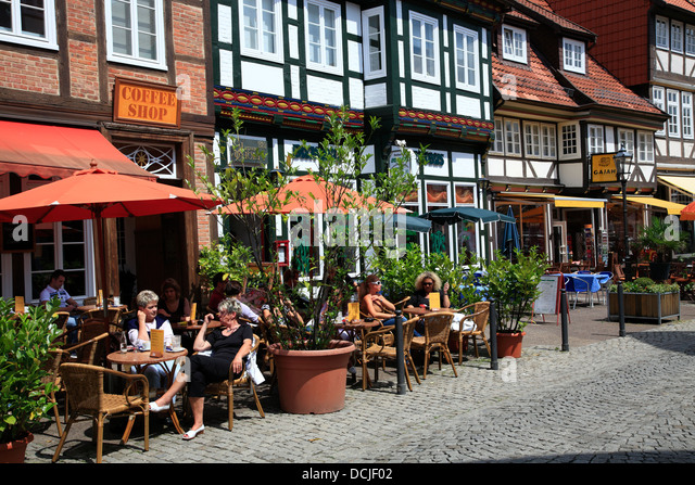 Schloss Celle Cafe