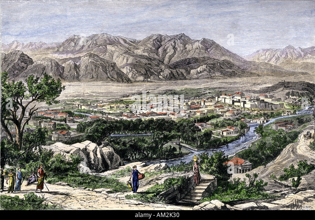 an analysis of the city of sparta from ancient greece As their population grew, ancient greeks formed city-states a city-state   government two of the most important city-states were athens and sparta  athens.