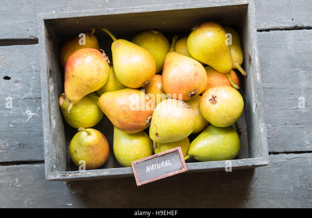 Natural food idea - Stock Image