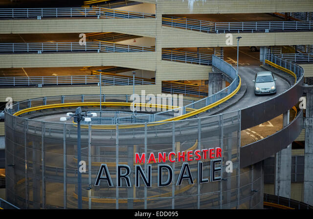 Ncp Car Park Manchester Arndale Manchester