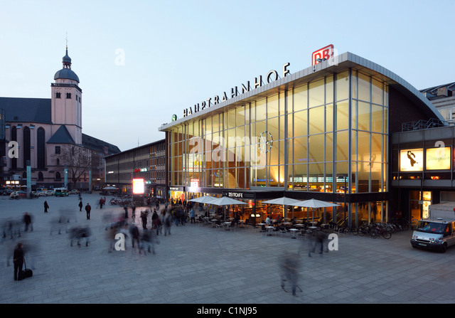 hauptbahnhof koeln stock photos hauptbahnhof koeln stock. Black Bedroom Furniture Sets. Home Design Ideas