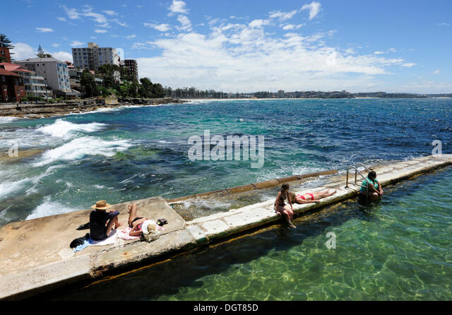 Manly Beach Stock Photos Manly Beach Stock Images Alamy