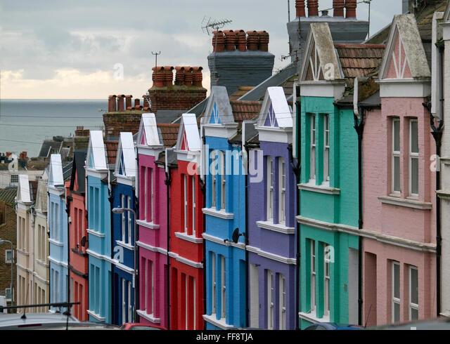 Blaker stock photos blaker stock images alamy for Brighton house