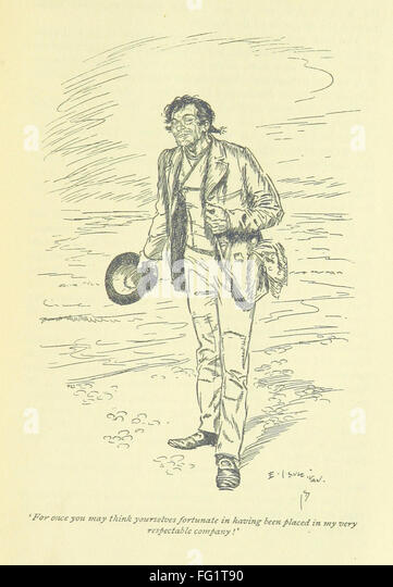 11 of 'Newton Forster ... With illustrations by E. J. Sullivan, and an introduction by David Hannay' - Stock Image